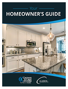 homeowners manual cover image